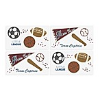 CoCaLo™ Sports Fan Removable Wall Decals