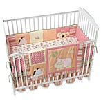 CoCaLo® Paradise 4-Piece Crib Bedding Set