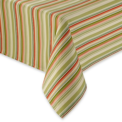 Devonshire 52 x 70 oblong oval tablecloth bed bath for Table linens 52 x 70