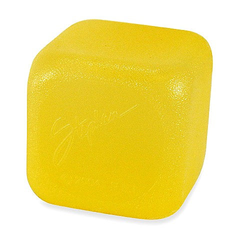 Boo Boo Bunnie Replacement Cube in Yellow