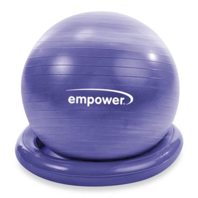 3-in-1 Core Ball with Stabilizing Ring and DVD
