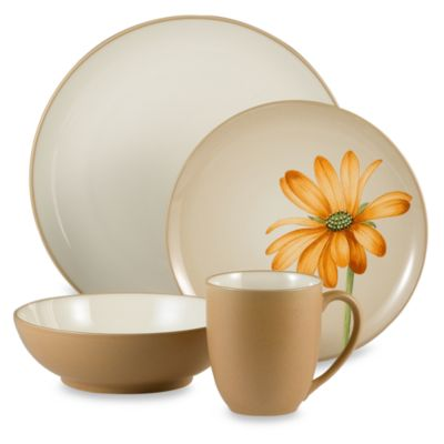 Colorwave Suede 32-Piece Dinnerware Set by Noritake