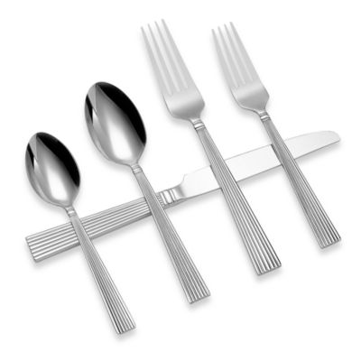 Reed & Barton® Silver Strands 45-Piece Flatware Set