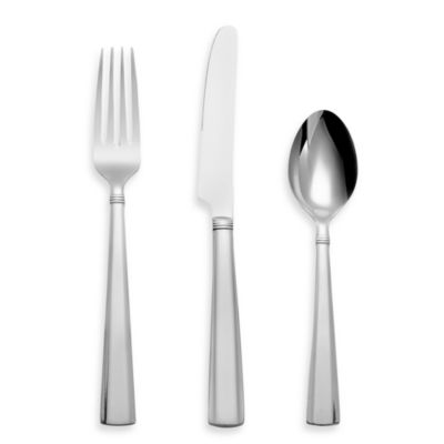 Cambridge® Silversmiths Jensen Mirror 12-Piece Flatware Set