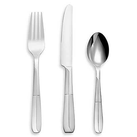 Cambridge® Silversmiths Asher Sand 12-Piece Flatware Set