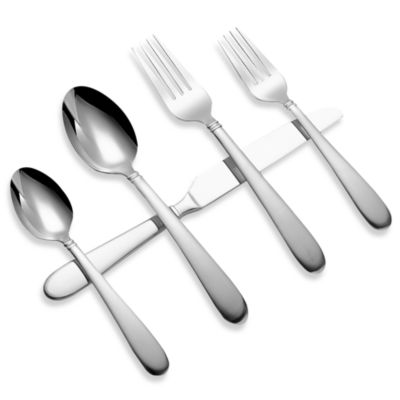 Hampton Forge Concierto 53-Piece Flatware Set