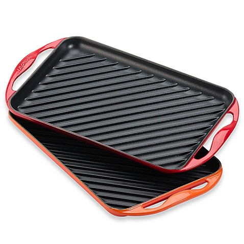 Le Creuset® Rectangular Skinny Grill