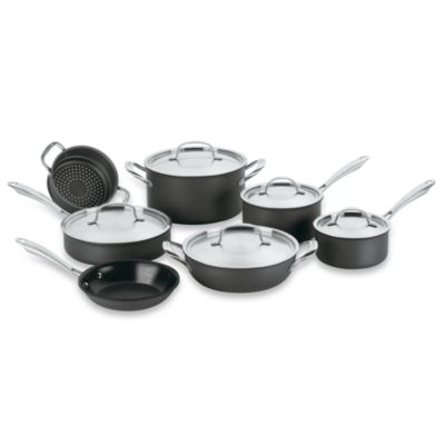 Cuisinart® Green Gourmet™ 12-Piece Cookware Set