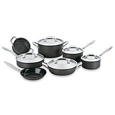 Cuisinart® GreenGourmet™ 12-Piece Cookware Set and Open Stock