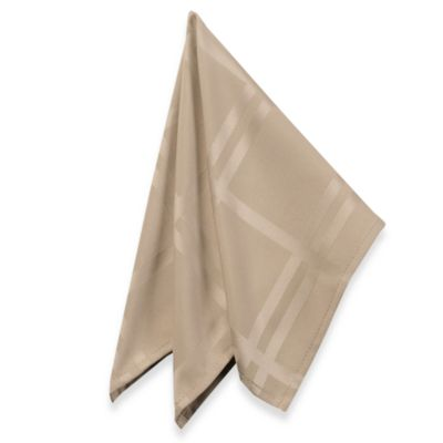 Origins Microfiber Napkin in Beige (Set of 2)