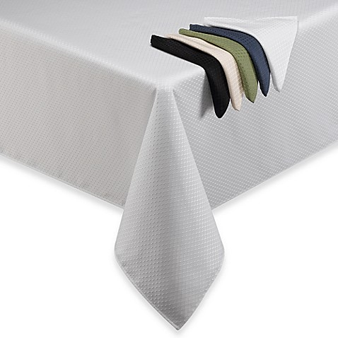 McKenna Microfiber Tablecloth