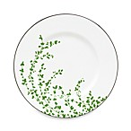 kate spade new york Gardner Street Green 9 1/4-Inch Accent Plate
