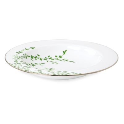 kate spade new york Gardner Street Green 9-Inch Rim Soup Bowl