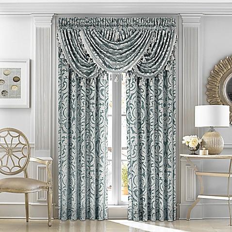 Buy J Queen New York Sicily 84 Inch Window Curtain Panel