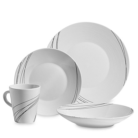 Mikasa® Gourmet Basics Unraveled 16-Piece Dinnerware Set