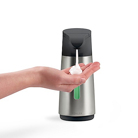 Kohler Touchless Foaming Soap Dispenser Bed Bath Beyond