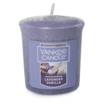 Yankee Candle® Lavender Vanilla Votive Candle