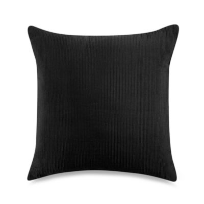 Wesley Decorative Pillows - Black (Set of 2)
