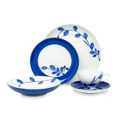 Mikasa® True Blue 5-Piece Place Setting