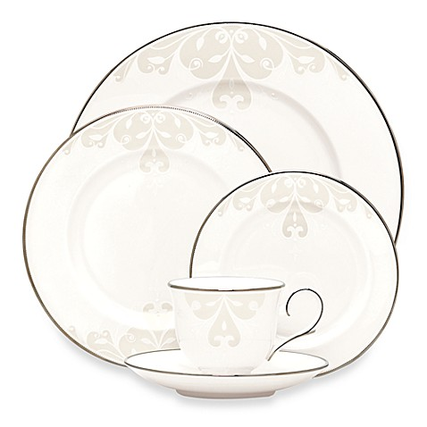 Lenox® Opal Innocence™ Scroll Fine Bone China Dinnerware