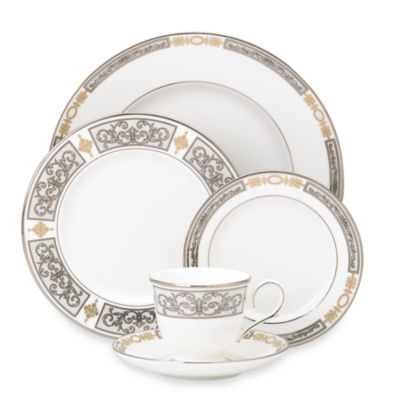 Lenox® Antiquity 5-Piece Place Setting