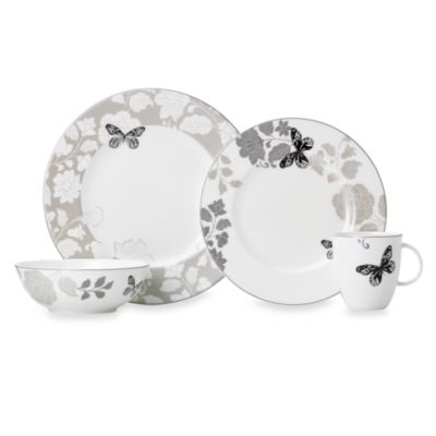 Simply Fine Lenox® Flutter 4-Piece Place Setting