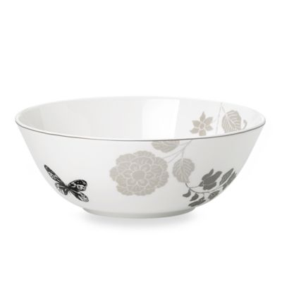 Simply Fine Lenox® Flutter 9 1/2-Inch Serving Bowl