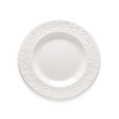 Lenox® Opal Innocence™ Carved 9 1/4-Inch Accent Plate