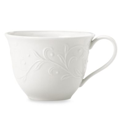 Lenox® Opal Innocence™ Carved Teacup