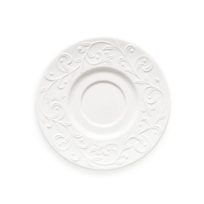 Lenox® Opal Innocence™ Carved Saucer
