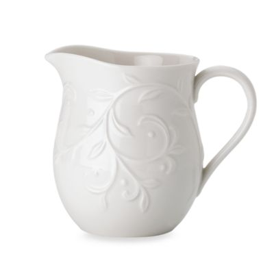 Lenox® Opal Innocence™ Carved 14-Ounce Creamer
