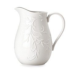 Lenox® Opal Innocence™ Carved Pitcher