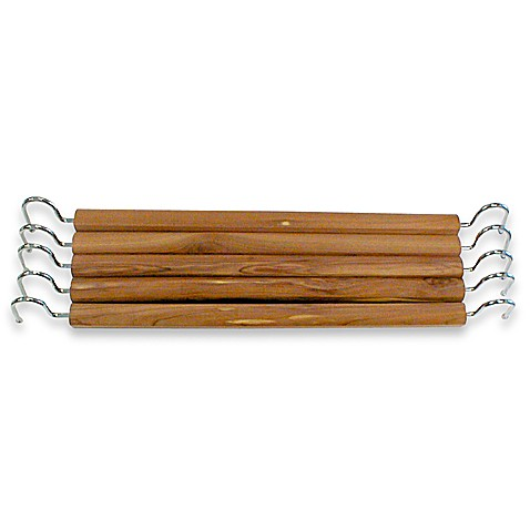 Woodlore Pant Trolley Bars (Set of 5)
