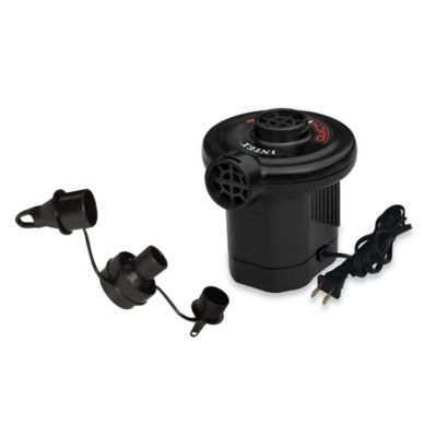 Intex® 110-120 Volt AC Quick-Fill Electric Pump
