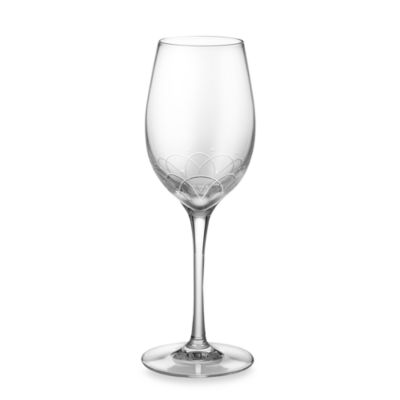 Waterford® Ballet Icing 12-Ounce Wine Glass