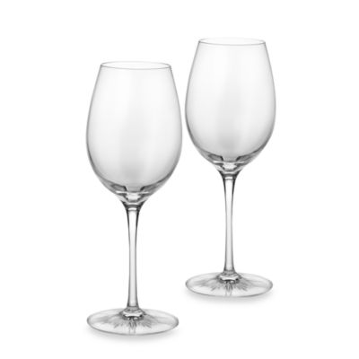 Clearly Waterford® 14-Ounce Goblets (Set of 2)