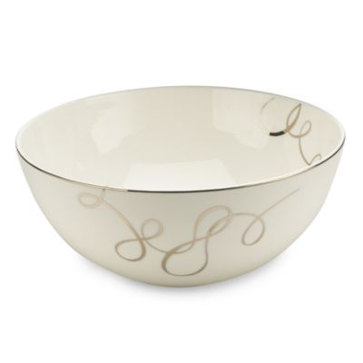 Mikasa® Love Story Round Vegetable Bowl