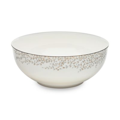 Mikasa® Shimmer Vine 8-Inch Vegetable Bowl