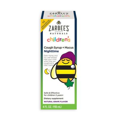 898115002688 Upc Zarbee S Childrens Nightime Cough