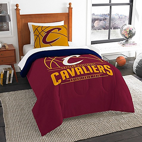 college basketball expert pick cleveland cavaliers bedding set