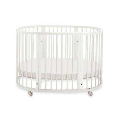 White Cribs Furniture