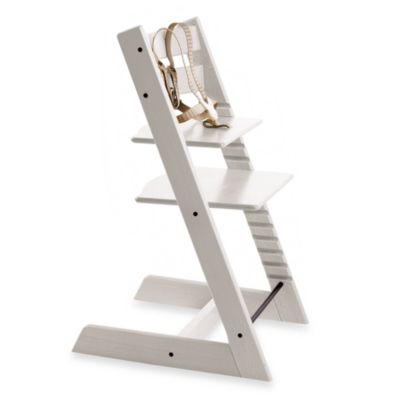 STOKKE® Tripp Trapp® White Highchair