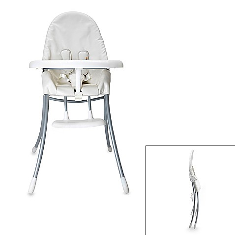 nano Urban Highchair by bloom - Coconut White