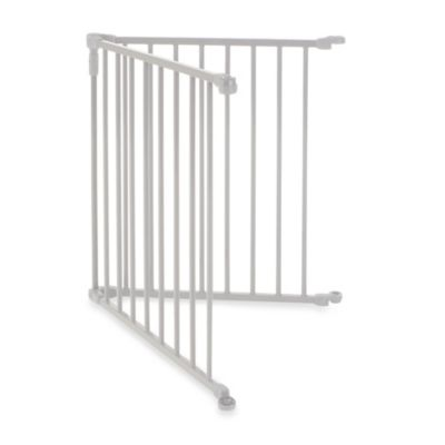 North States 3 in 1 Metal Playard Two-Panel Extension Kit