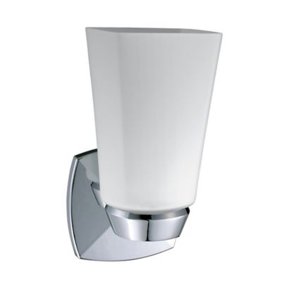 Jewel Chrome Single Sconce