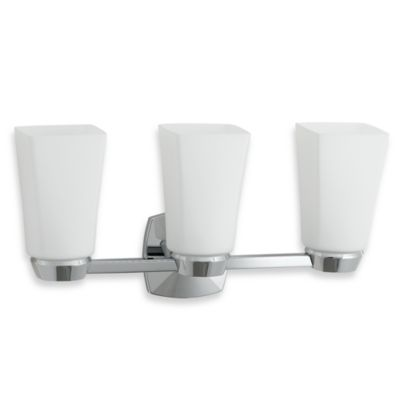 Gatco Jewel Chrome Triple Sconce