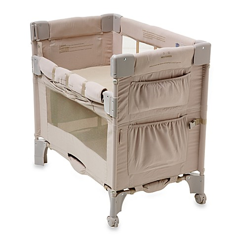 Arm's Reach® Mini Co-Sleeper® Bassinet in Toffee