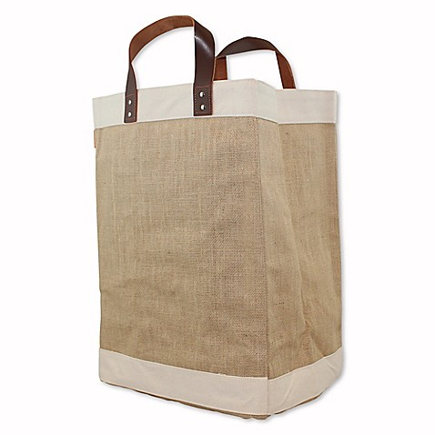 CB Station Jute Market Bag in Natural