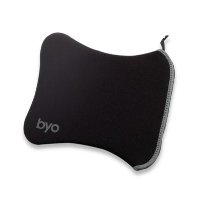 byo™ 12-Inch Laptop Sleeve in Black