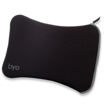byo™ 17-Inch Laptop Sleeve in Black